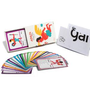 ΑΘΛΟΣ (ATHLOS) – Παιχνίδι με Κάρτες - Mia Ora