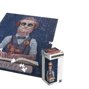 The Poet - Puzzle 500 κομματιών 'Όμηρος' - Mia Ora E-Shop