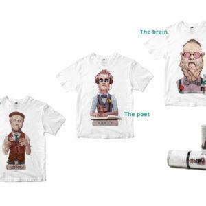 Wisemen T-Shirts - Mia Ora E-Shop