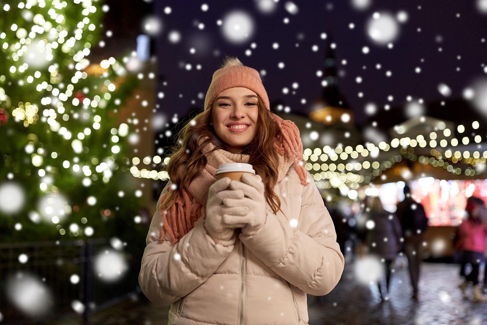 Χαρίστε ένα ζεστό ρόφημα - Mia Ora