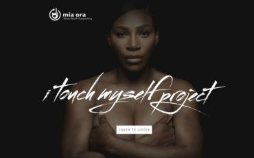 «I touch myself» anthem Καρκίνου του Μαστού - Mia Ora